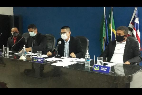 BREJÃO: Plenário aprova alteração de nome de rua, propostas para o esporte, implantação do SAMU e LDO/2022