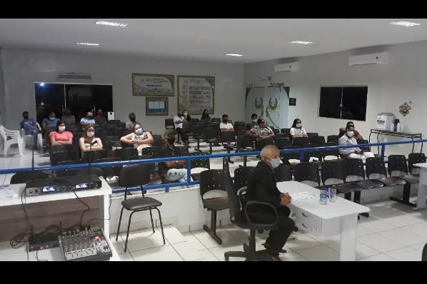 """Com """"pauta recheada""""; parlamentares brejãoenses realizam a mais longa sessão do ano até aqui"""